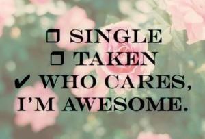 single-taken